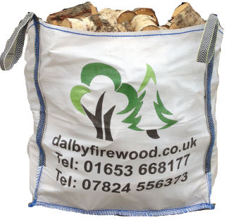 Kiln Dried Birch Bulk Bag