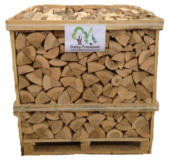 Dalby Gold Kiln Dried Ash Crate