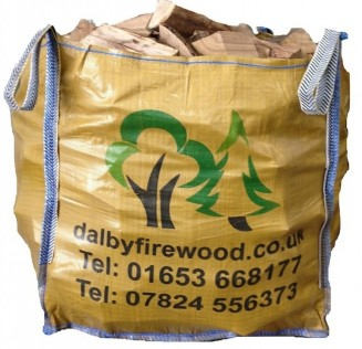 Dalby Gold Kiln Dried Ash Bulk Bag