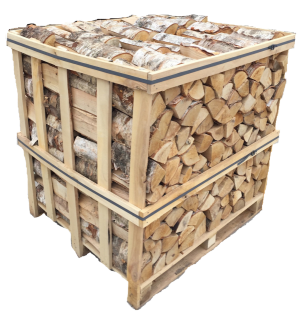 Kiln Dried Birch Crate