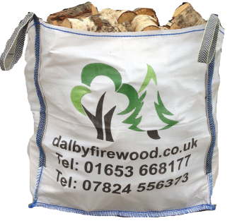 Kiln Dried Oak & Birch Bulk Bag