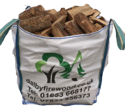 Kiln Dried Oak Bulk Bag