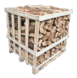 (Large 50cm) Kiln Dried Oak Crate